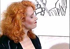 German Big Ass Redhead - Angelika Benz - Angelika Hanf