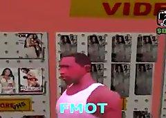 GTA SA - The Porno Shop (Jada Fire DVDs)