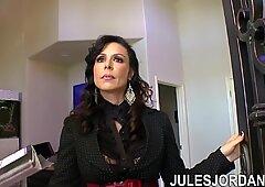 Jules Giordania - Kendra Lust Big Boob MILF Doppia Godere