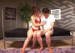 Best Japanese girl Ayumi Shinoda in Hottest handjobs, big tits JAV movie