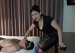 Terapia di avversione ai piedi fetish