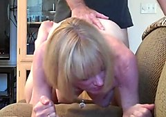 Fucked Up Fuck Fantasy With Amateur GILF