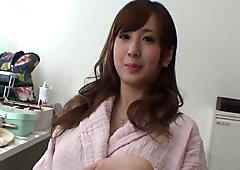 Hoy Asian chick loves teasing big fat prick every time