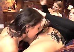3 way LESBIANS BDSM-STORES.com