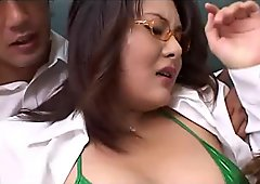 Sexy Japanese Teacher