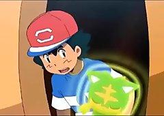 Pokemon Sun & Moon Episode 22