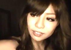 Aya Hirai Lovely Asian milf likes cock