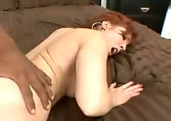 Filthy naked Brittany Oconnell gets shagged just the way she always liked