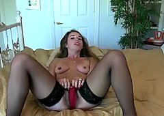 ATKGirlfriends video:  fuck Bunny Freedom's pussy in all the best positions