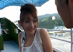 Reon Otowa Lovely Asian doll getting part1