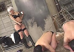 Miduki Momokaori in SM Slaves Desire