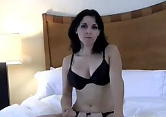 Get your cock out and get it hard for me JOI