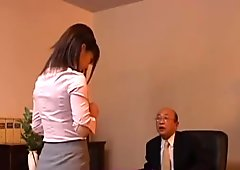 Bunko Kanazawa Lovely Japanese teacher part5