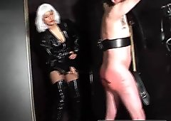 Whipping and Caning - Enjoy the pain